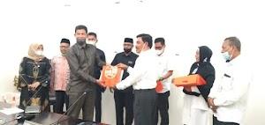 DPRK Pidie Study Banding Pembelajaran Diniyah dan Cagar Budaya di Kota Banda Aceh