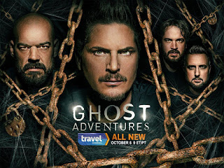 Travel Channel Ghost Adventures October 2018