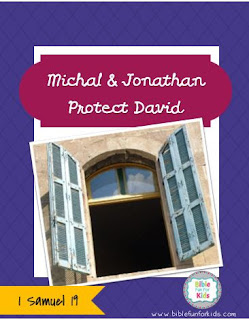 http://www.biblefunforkids.com/2018/07/life-of-david-11-michal-and-jonathan.html