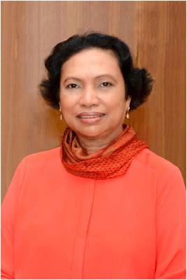 Direktur Archipelago Solidarity Foundation, Dipl.-Oek. Engelina Pattiasina mengatakan belum pernah mendeklarasikan untuk maju dalam Pemilihan Gubernur Maluku pada 2018. Namun, kalau rakyat meminta, maka akan mempertimbangkan secara matang.