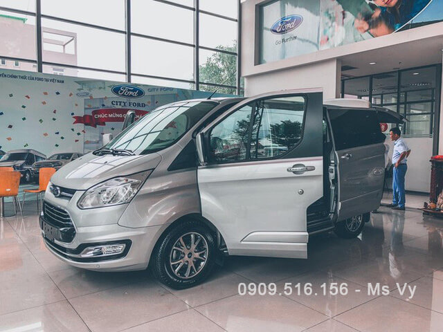 Details of the Ford Tourneo Trend 2020 car