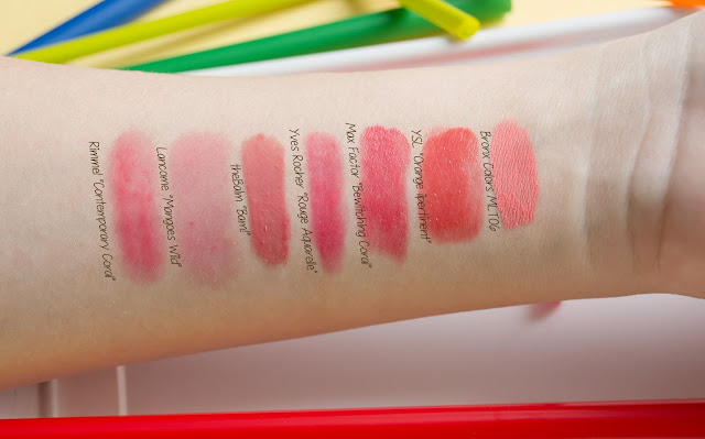 Rimmel Oh My Gloss! Oil Tint «Contemporary Coral» 400 отзывы
