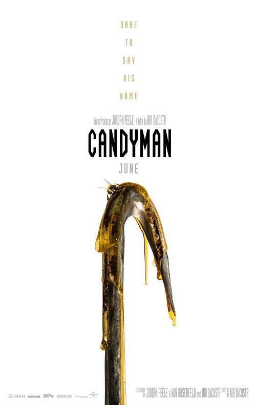 Cartaz do filme Candyman/Reprodução