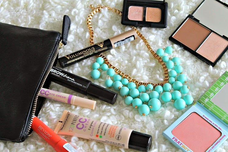 What's In My Spring Make Up Bag