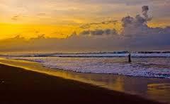 Senja Pantai Pagak Ngombol Purworejo