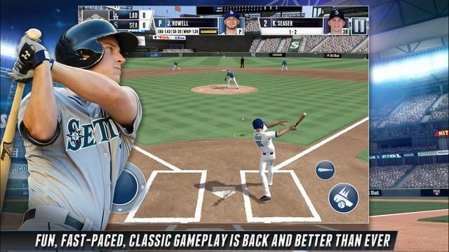 أفضل لعبة بيسبول للايفون