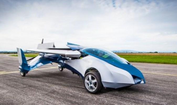 Inovasi Moda Transportasi Tercanggih Saat Ini - AeroMobil
