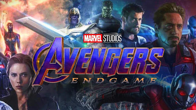 Avengers Endgame 2019 HDCAM Dual Audio HINDI+ENGLISH 720p & 480p Free Download