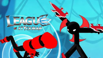 Download Game Android Gratis League of Stickman apk