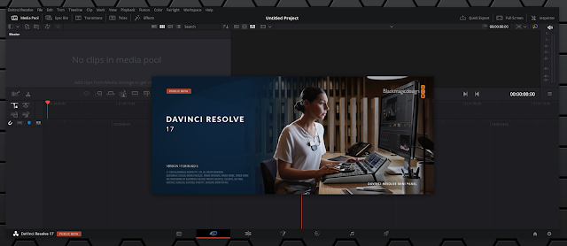 Davinci Resolve 17 Linux