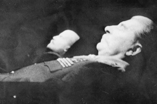 Το μυστηριώδες Εργαστήριο του Λένιν