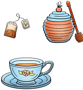 الشاي الاخضر و العسل للتخسيس