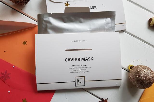 maska kawiorowa