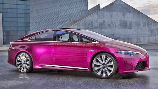 2016 Toyota Camry Hybrid Release Date