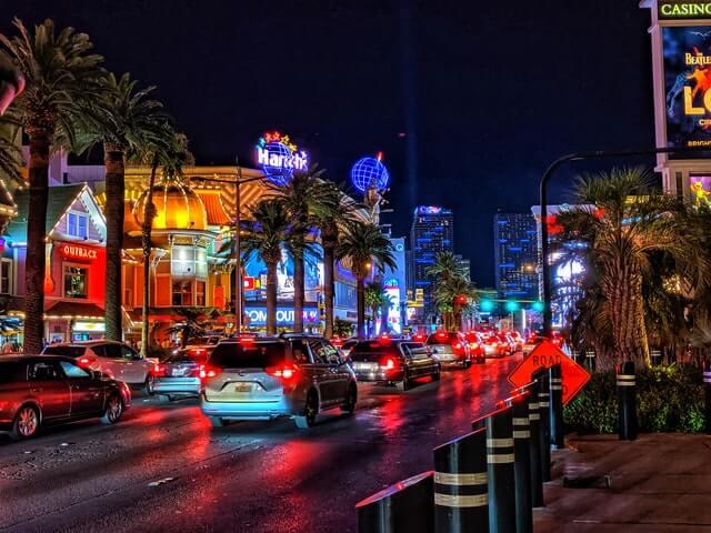 Посетить Лас-Вегас
