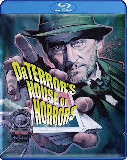 La Casa de los Horrores del Doctor Terror [BD25] *Con Audio Latino