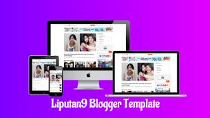 Liputan9 Premium Bloger Template - Responsive Blogger Template