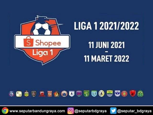 Ini Rencana  Turnamen Pramusim Serta Jadwal dan Aturan Liga 1 Indonesia Tahun 2021