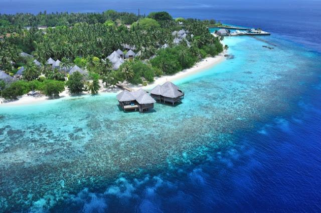Pulau Cubadak Objek Wisata Sumatera Barat