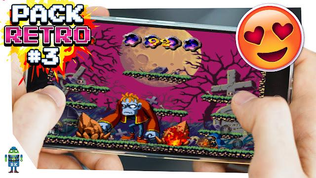 Pack De 5 Juegos Arcade Retro Para Tu Dispositivo Android 3