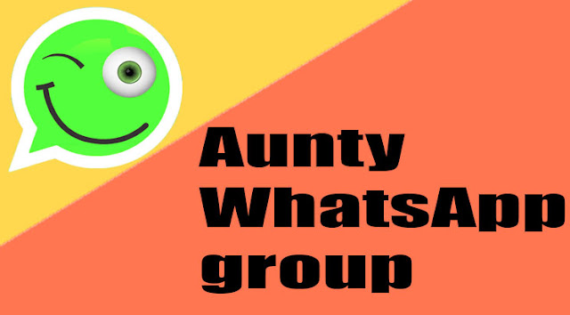 Aunty WhatsApp group