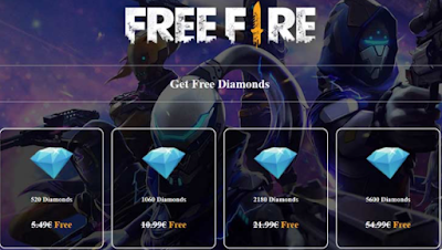 6 Generator Diamond FF Terbaik, Gratis Tanpa Verifikasi