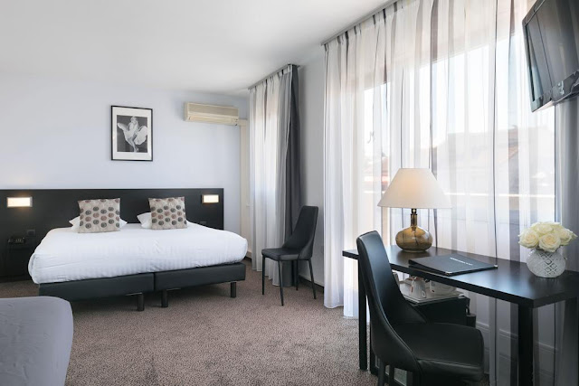 hotel quality mediterranee menton