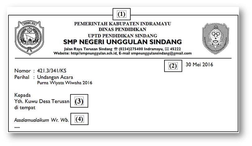 Soal Dan Jawaban Pat B Indonesia Smp Mts Kelas 7 Th 2020 Soalbagus Com