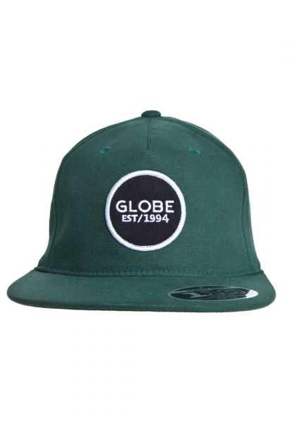 Globe Boné Globe Snap Back Lock Uo II Verde