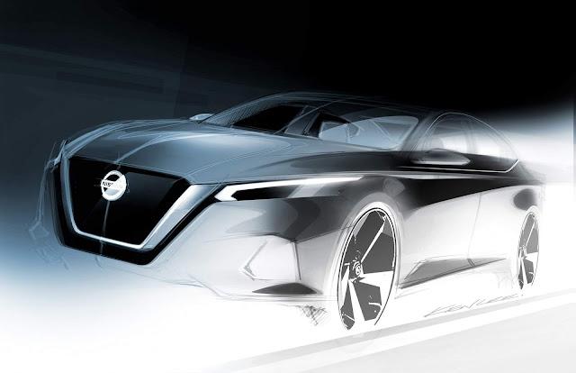 Novo Nissan Altima 2019