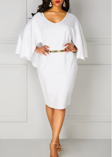plus size-dress