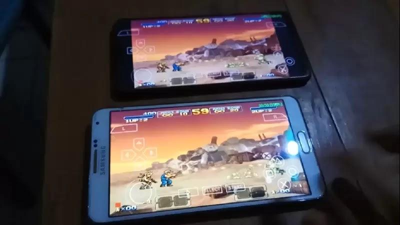 4. Sekarang tingal maenin game PPSSPP yang suport multiplayer.