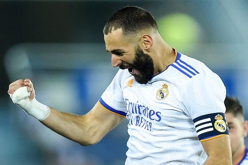 taroudantpress.ma : Benzema mène le Real Madrid pour balayer le Celta Vigo par cinq en Ligue espagnole