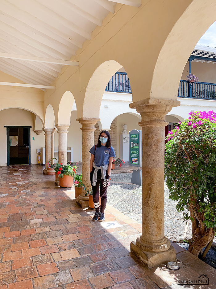 courtyard - Samantha Garay