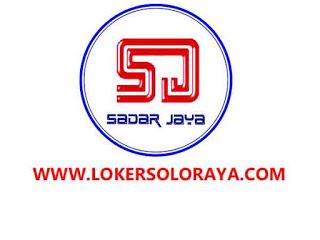 Loker Solo Marketing, Staf Multimedia dan Gudang di PT Sadar Jaya Mandiri