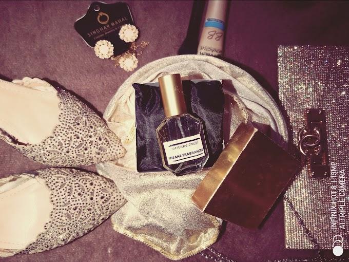 Insane Fragrances's Review