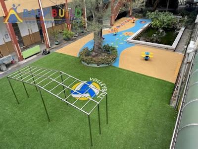 桃園市八德區大成國民小學「公立國民小學兒童遊戲場改善」