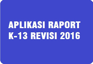 DOWNLOAD GRATIS RAPORT K13 SMP EDISI REVISI 2016