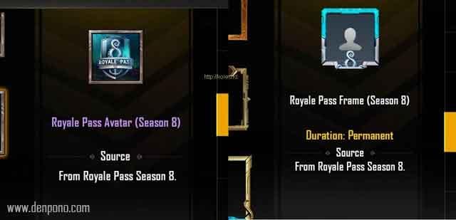yang berarti season akan segera berakhir Power Of The Ocean Inilah Bocoran Royale Pass Season 8 PUBG Mobile Terbaru