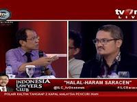 Pasca Debat Panas dengan Akbar Faisal di ILC, Jonru Beri Catatan Khusus untuk Akbar Faisal