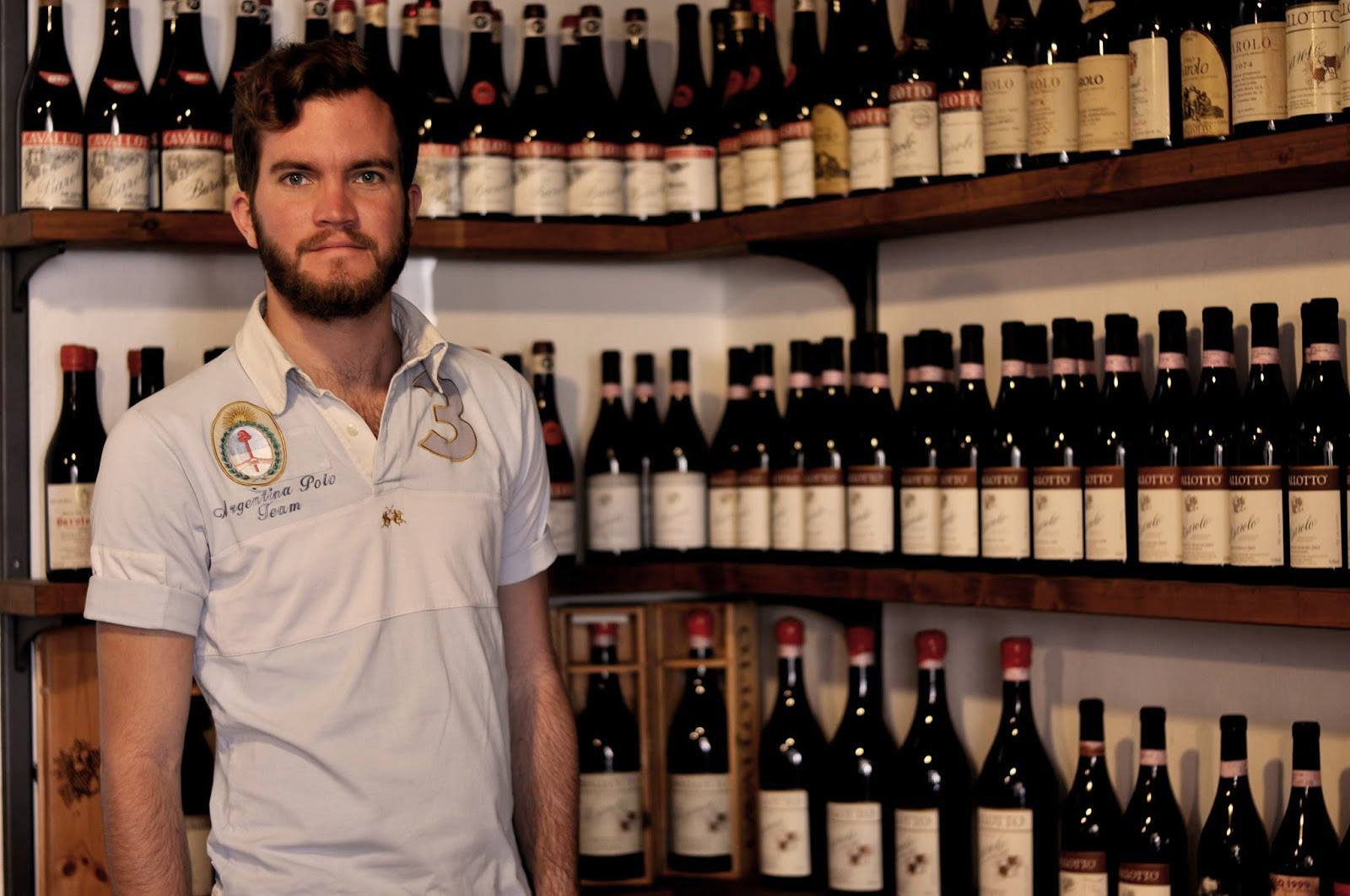 Barolo Wine Piemont