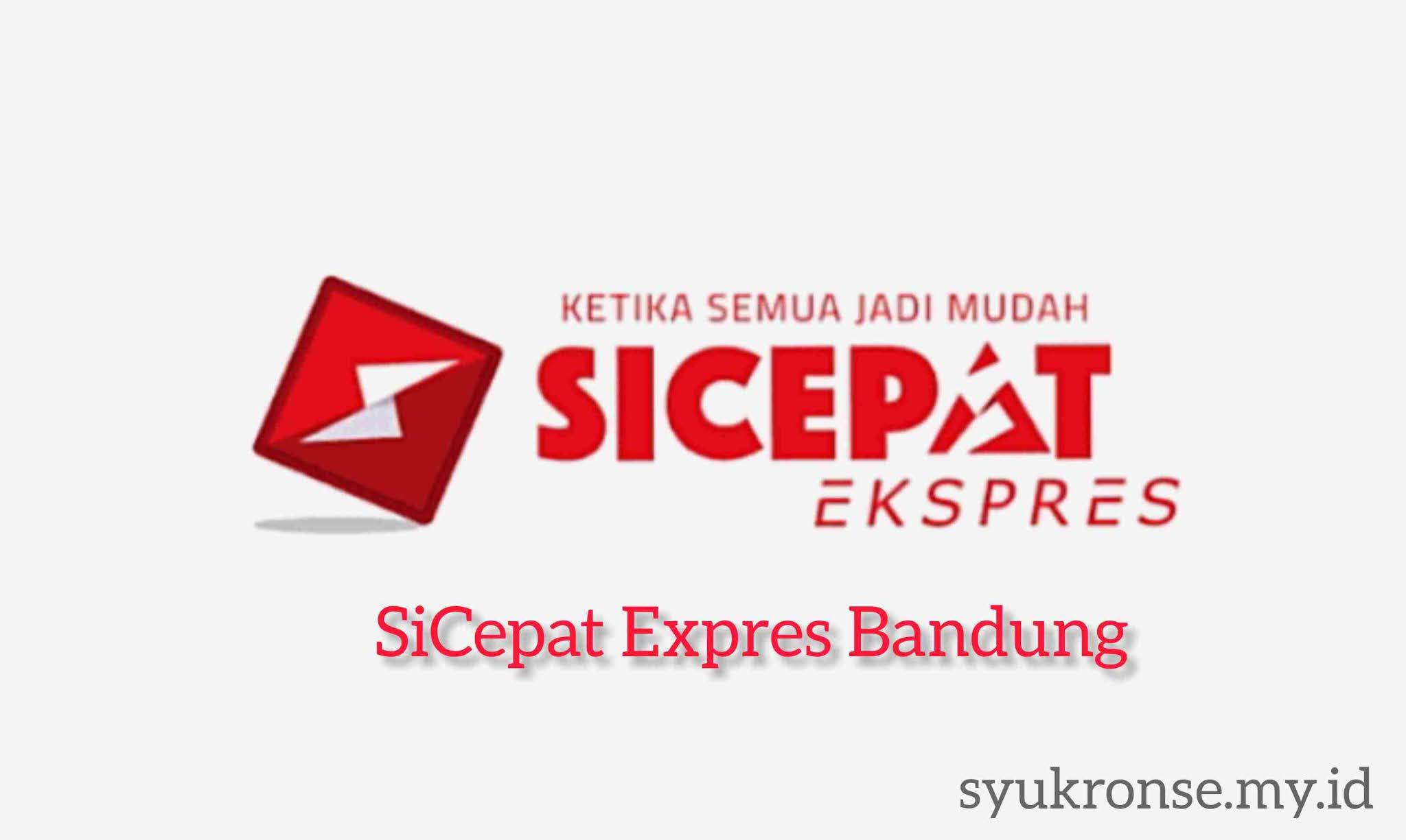 SiCepat Bandung