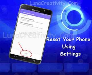 How To  Reset An Android Phone