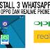 Cara Install 3 WhatsApp Sekaligus di OPPO Realme