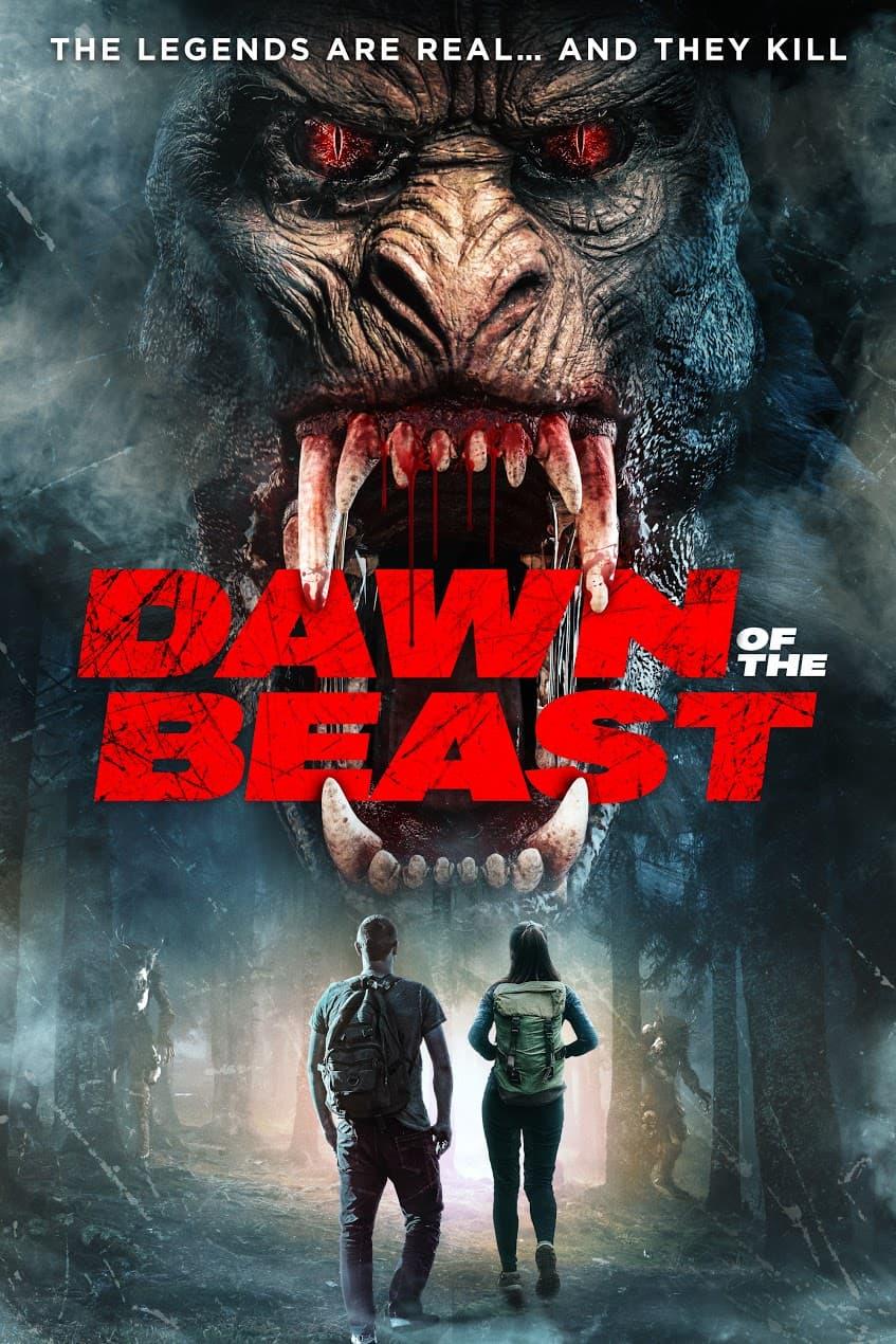 Uncork'd выпустит монстрмуви Dawn of the Beast в апреле - трейлер внутри - Постер
