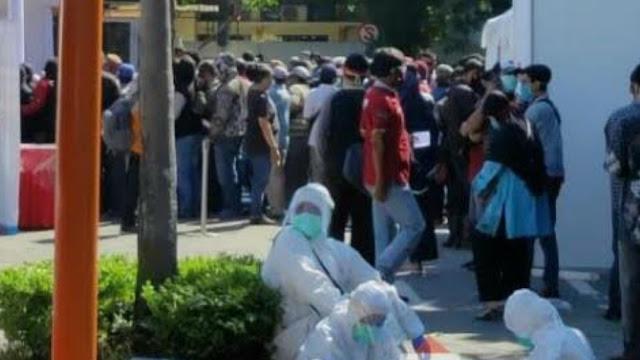 Surabaya Zona Hitam Covid-19, Perilaku Warga seperti Tidak Ada PSBB