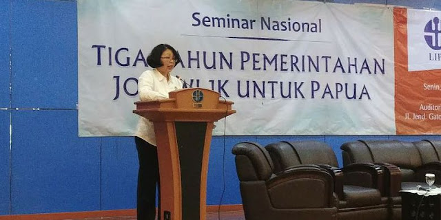 LIPI: Jokowi Belum Bangun Infrastruktur Sosial Budaya di Papua