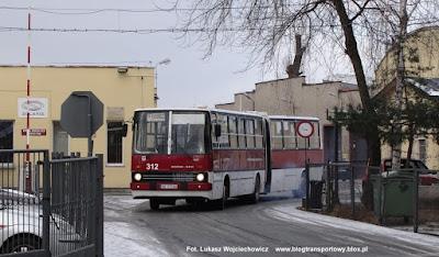 Ikarus 280.57 #312, MZK Kędzierzyn-Koźle