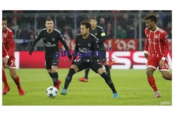 نتيجة مباراة باريس سان جيرمان وبايرن ميونخ اليوم نهائي دوري ابطال اوروبا