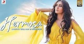 Hermosa Song Aastha Gill Lyrics